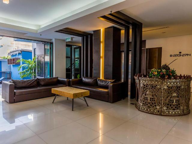 パタヤのホテル ヴォーグパタヤ (Vogue Pattaya) パタヤ中心部