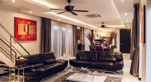 パタヤのホテル Vip ヴィラズ パタヤ ハリウッド ジョムティエン ビーチ (Vip Villas Pattaya Hollywood Jomtien Beach) パタヤ南部