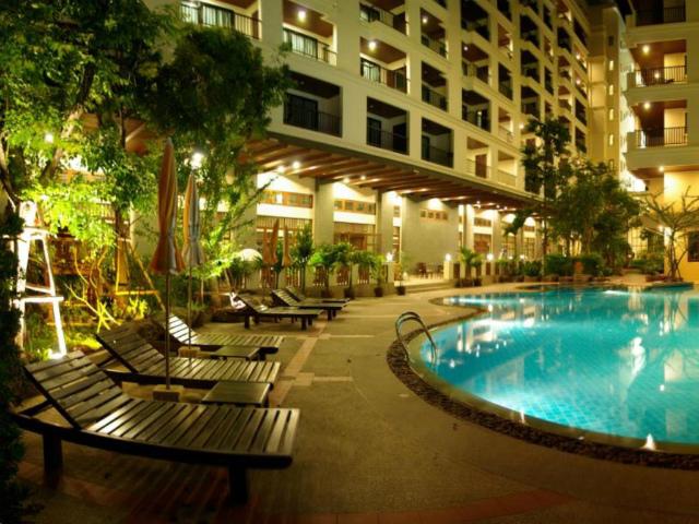 パタヤのホテル マイク ガーデン リゾート ホテル (Mike Garden Resort Hotel) パタヤ北部