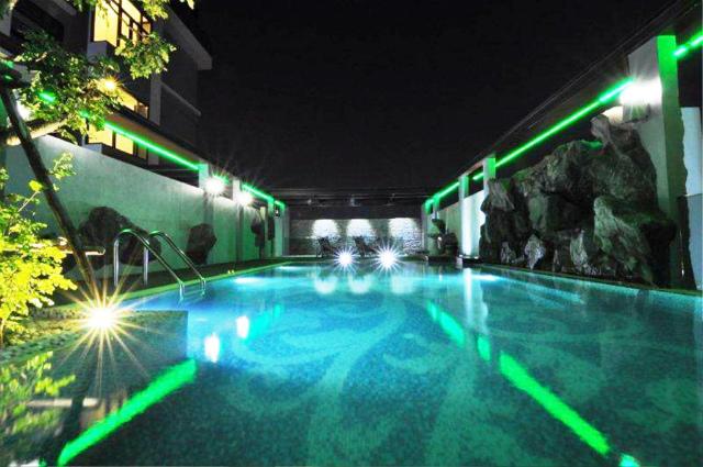 パタヤのホテル ル ベーニサージ (Le Vernissage) パタヤ中心部